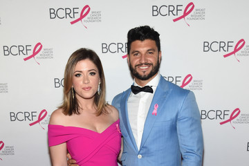Brian Mazza Breast Cancer Research Foundation Hot Pink Gala Hosted By Elizabeth Hurley - Arrivals