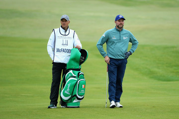Brian McFadden Alfred Dunhill Links Championship - Day Four
