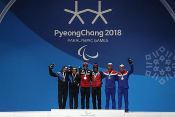 Brian McKeever 2018 Paralympic Winter Games - Day 5