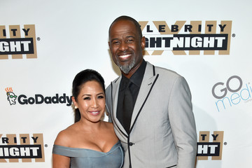 Brian McKnight Muhammad Ali's Celebrity Fight Night XXIII - Red Carpet