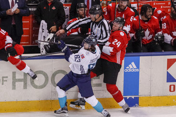 Brian Murphy World Cup of Hockey 2016 Final - Game One - Europe v Canada