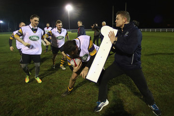 Brian O'Driscoll Land Rover Lions Launch