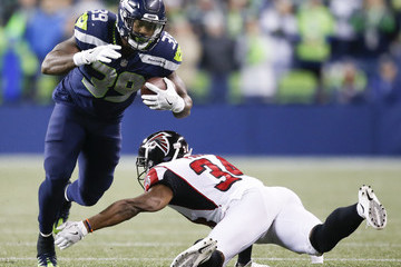 Brian Poole Atlanta Falcons v Seattle Seahawks