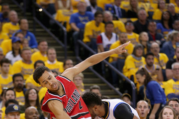 Brian Roberts Portland Trail Blazers v Golden State Warriors - Game Five