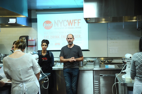 Ample Hills Ice Cream Making Master Class Hosted By Brian Smith & Jackie Cuscuna - New York City Wine & Food Festival []