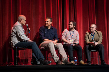 Brian Tallerico EBERTFEST 2015 - 'The End of the Tour' Screening - Post -Screening Discussion
