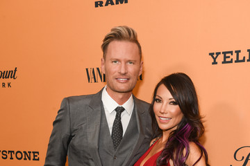 Brian Tyler Premiere Of Paramount Pictures' 'Yellowstone' - Arrivals