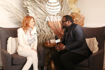 Brian Tyree Henry DIRECTV Bungalow Presented By AT&T At The 2019 Film Independent Spirit Awards