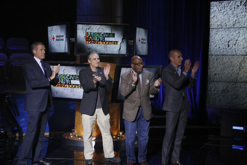 Brian Williams NBCUniversal's Hurricane Sandy: Coming Together Relief Benefit