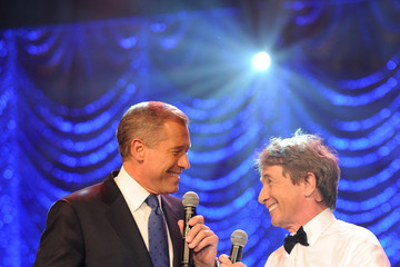 Brian Williams Toys 'R' Us Children's Fund Gala in NYC