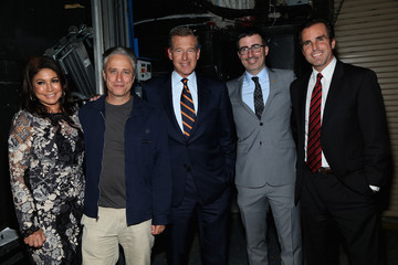 Brian Williams Stars at the Stand Up for Heroes Event