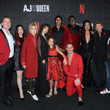 Brian Wright Netflix's 'AJ And The Queen' Season One Premiere