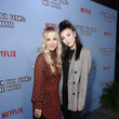 Briana Cuoco Netflix Special Screening Of 'Between Two Ferns: The Movie'