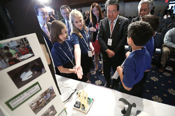 Bridget Hall Student Science Competition Winners Showcase Their Inventions