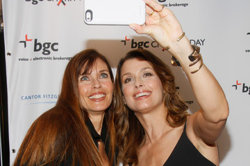 Bridget Moynahan Annual Charity Day Hosted By Cantor Fitzgerald And BGC - BGC Office - Inside