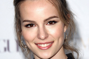 Bridgit Mendler Arrivals at the Teen Vogue Young Hollywood Party
