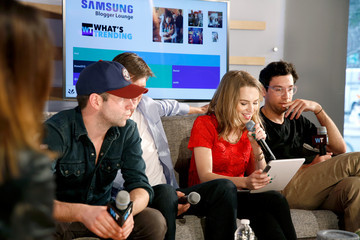 Bridgit Mendler The Samsung Studio At SXSW 2015