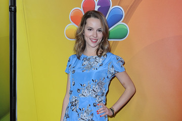 Bridgit Mendler NBCUniversal's 2015 Winter TCA Tour: Day 2