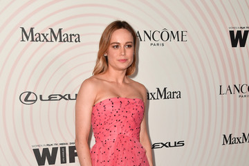 Brie Larson Women In Film 2018 Crystal + Lucy Awards Presented By Max Mara And Lancome - Arrivals