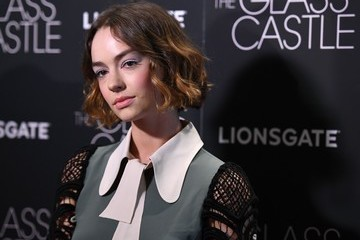 "Brigette Lundy-Paine ""The Glass Castle"" New York Screening"