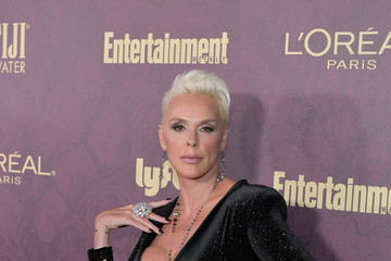 Brigitte Nielsen Entertainment Weekly And L'Oreal Paris Hosts The 2018 Pre-Emmy Party - Arrivals