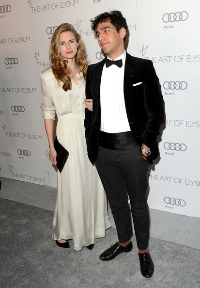 Brit Marling - Audi Presents The Art of Elysium's 6th Annual HEAVEN Gala - Red Carpet