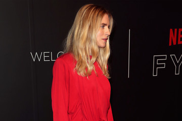 Brit Marling Netflix FYSEE Kick-Off Event - Arrivals