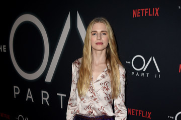 Brit Marling Netflix's 'The OA Part II' Premiere Photo Call - Red Carpet