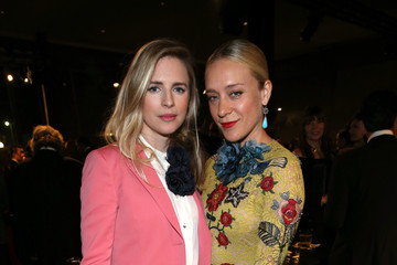 Brit Marling LACMA 2015 Art+Film Gala Honoring James Turrell and Alejandro G Inarritu, Presented by Gucci - Inside