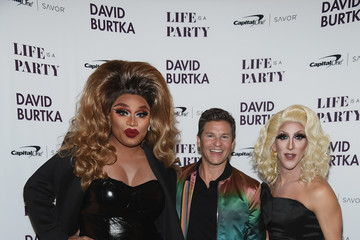 Brita Filter David Burtka Celebrates The Launch Of The Life Is A Party Cookbook In New York City With The Capital One Savor® Credit Card