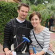 Jesse Warren Britax And Baby Buggy Host Pre-Father's Day Mini Golf Open To Celebrate The Summer Launch Of The Britax Baby Carrier