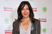 Actress Alicia Coppola attends a pre-Father's Day Mini Golf Open celebrating the summer launch of the Britax Baby Carrier hosted by Britax and Baby Buggy at Castle Park on June 11, 2011 in Sherman Oaks, California.