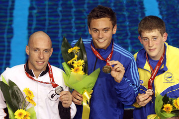 Tom Daley Peter Waterfield British Gas Diving Championship