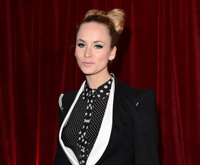 Holly Weston British Soap Awards 2012 - Red Carpet Arrivals