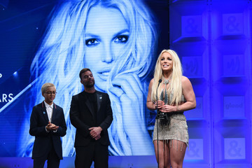 Britney Spears 29th Annual GLAAD Media Awards Los Angeles - Dinner and Show