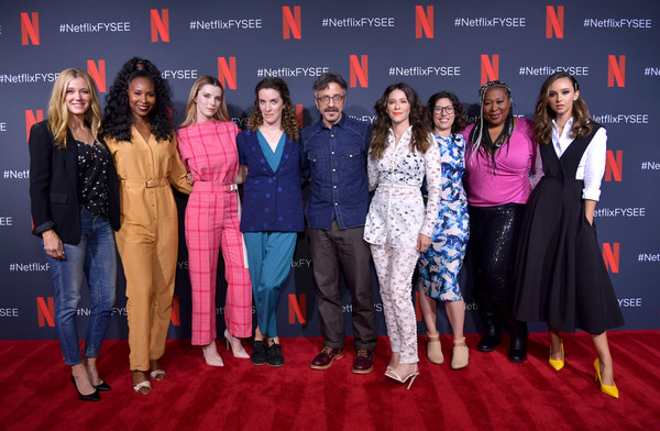 Netflix FYSEE 'Glow' ATAS Official Red Carpet And Panel