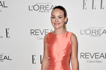 Britt Robertson ELLE's 21st Annual Women in Hollywood