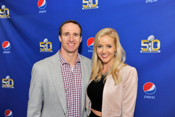 Brittany Brees The 2015 Pepsi Rookie of the Year Award Ceremony and Pharrell Concert at Pepsi Super Friday Night At Pier 70 In San Francisco