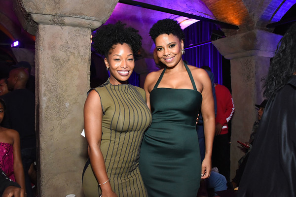 """Special Screening Of Netflix's """"Nappily Ever After"""" - After Party"""