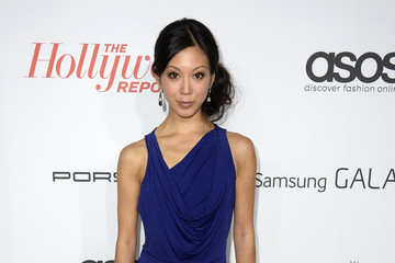 Brittany Ishibashi Arrivals at The Hollywood Reporter's Emmy Party