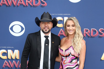 Brittany Kerr 53rd Academy Of Country Music Awards - Arrivals