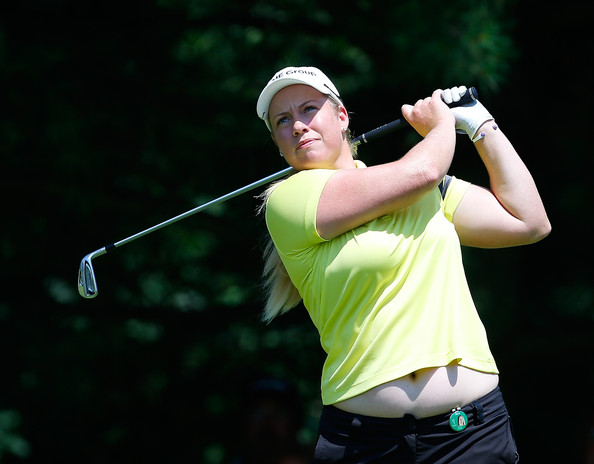 Brittany Lincicome Pictures Meijer Lpga Classic Round 2