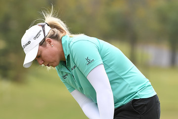 Brittany Lincicome Buick LPGA Shanghai 2018 - Day 4