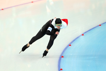 Brittany Schussler Speed Skating - Winter Olympics Day 2