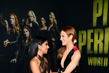 Brittany Snow Premiere of Universal Pictures' 'Pitch Perfect 3' - Red Carpet