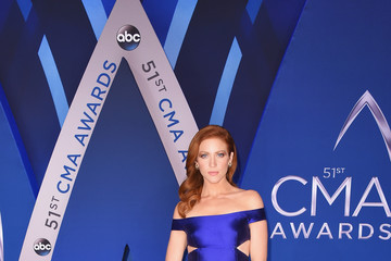 Brittany Snow The 51st Annual CMA Awards - Arrivals