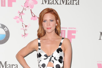 Brittany Snow Women in Film 2017 Crystal + Lucy Awards Presented by Max Mara and BMW - Red Carpet