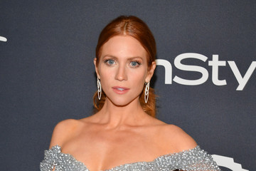 Brittany Snow 21st Annual Warner Bros. And InStyle Golden Globe After Party - Arrivals
