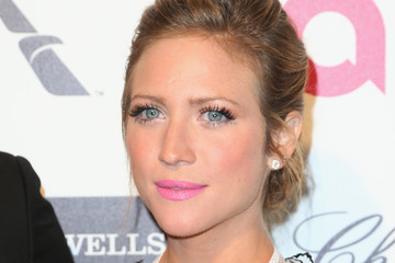 Brittany Snow Arrivals at the Elton John AIDS Foundation Oscars Viewing Party — Part 4