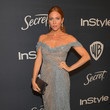Brittany Snow The 2020 InStyle And Warner Bros. 77th Annual Golden Globe Awards Post-Party - Red Carpet